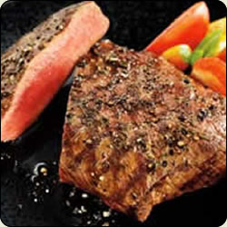 Criollo Flat-Iron Steak; Only the Tendeloin Filet is more tender!