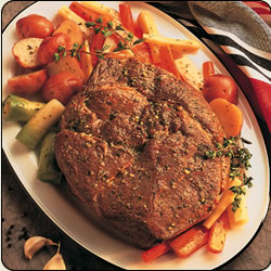 Grassfed Criollo Chuck Roast - Great for Pot-Roast or Braising!