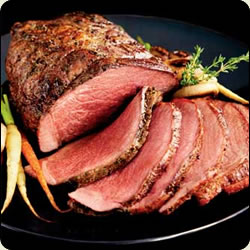 Grassfed Criollo Rump Roast - Great from the oven or the crock pot!