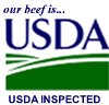 Our Certified Criollo Grass Fed Beef is USDA Inspected.