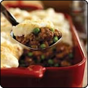 This Grass Fed Criollo Beef is delicious! BEEFY SHEPHERD'S PIE